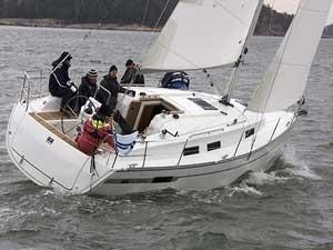 Bavaria-32-Cruiser-onderzeil