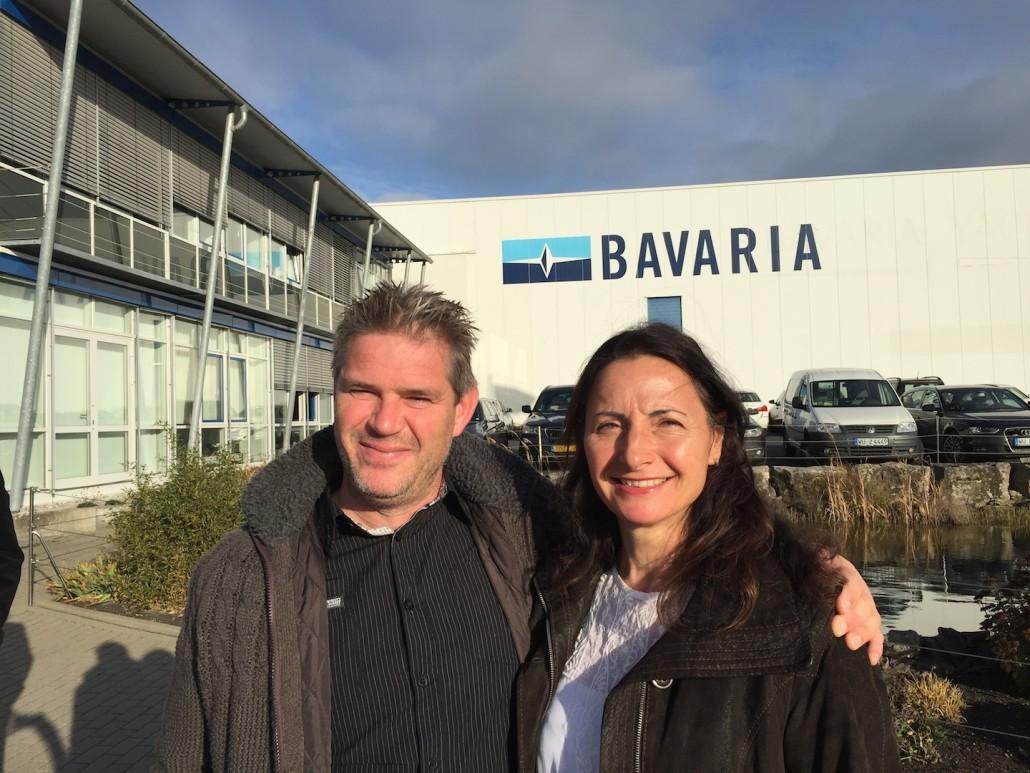 Bavaria und Windkracht 5
