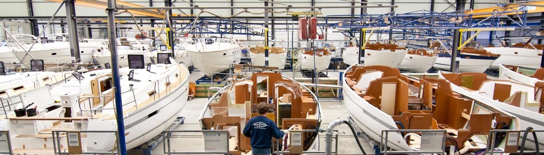 Bavaria Yachtbau GmbH Giebelstadt Beieren