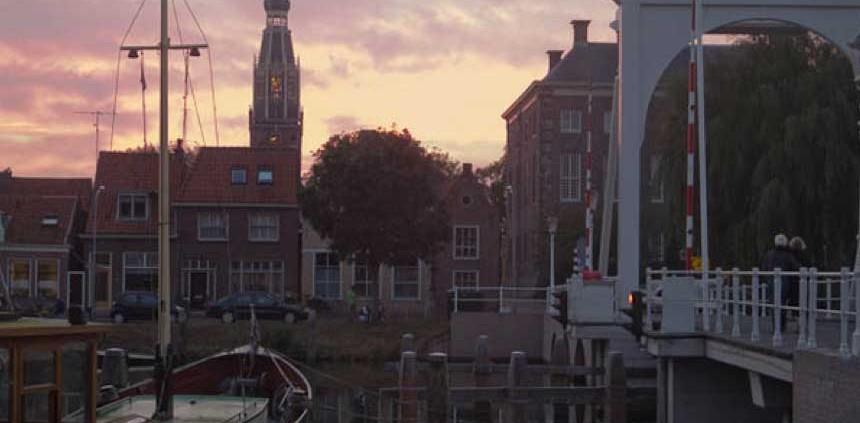 Westerkerk-vanaf-Staverse-poortje
