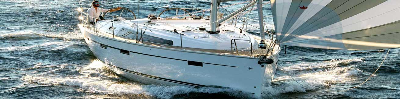 Zeiljacht Bavaria 41 Cruiser 2016 Grutte Pier Zeilbotenverhuur Windkracht 5