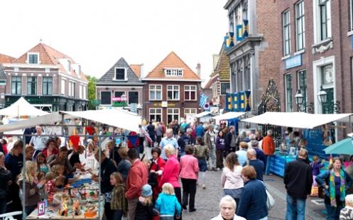 Hoorn markt