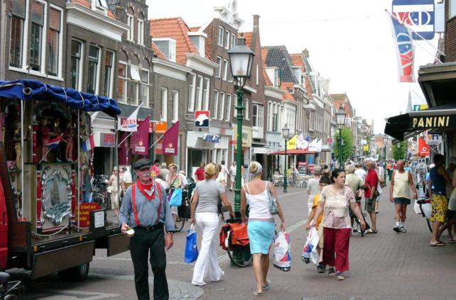 Hoorn winkelstad