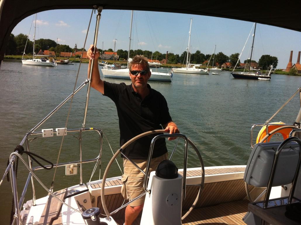 Peter van Wier Zeilbotenverhuur Windkracht 5