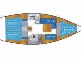 Layout Bavaria 35 Windkracht 5