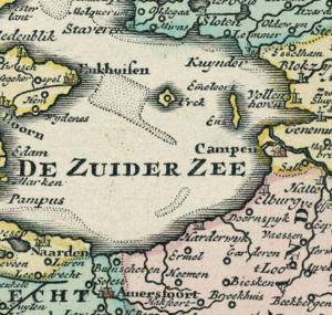 Zuiderzee Windkracht 5