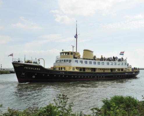 Veerboot Enkhuizen-Medemblik