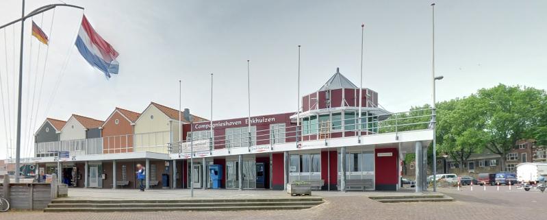 compagnieshaven gebouw