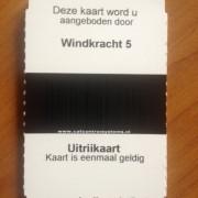 parkeerkaart Compagnieshaven Windkracht 5