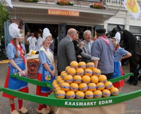 Edam Kaasmarkt