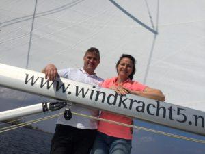 Zeilbotenverhuur Windkracht 5 B.V.