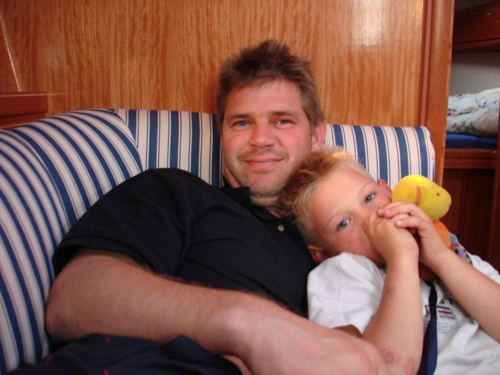 Peter en Lars