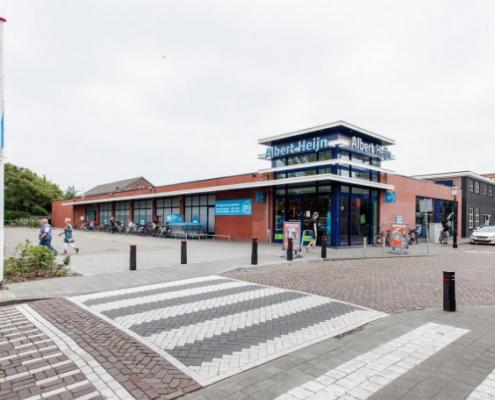 Supermarkt Enkhuizen Windkracht 5 Albert Heijn