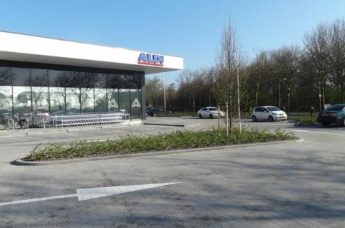 Supermarkt Enkhuizen Windkracht 5 Aldi