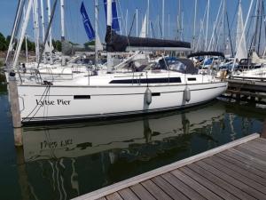 Bavaria 37 LYTSE PIER Windkracht5
