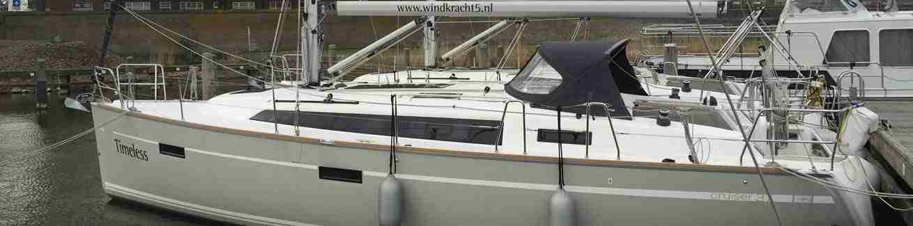 Bavaria 37 Cruiser Timeless Windkracht5