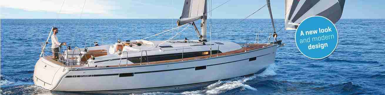 Bavaria Cruiser 41 nieuwe look