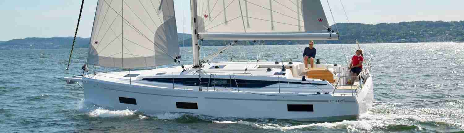 Bavaria C42 Windkracht5