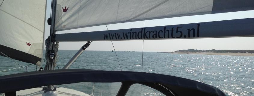 Bavaria 32 Parel Windkracht5